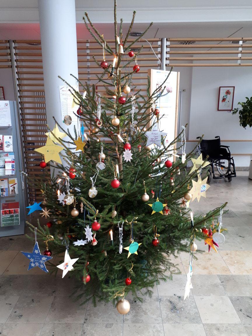 Weihnachtsbaum Kaufen Pforzheim.Weihnachtsbaum Der Wünsche Kreisspitalstiftung Weißenhorn